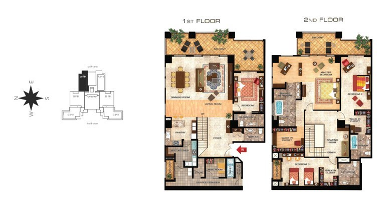 orchid 4bed penthouse a